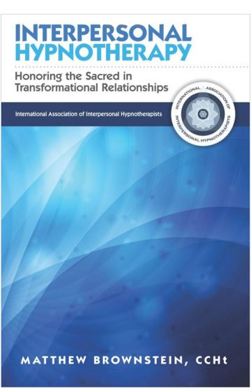 the interpersonal hypnotherapy book