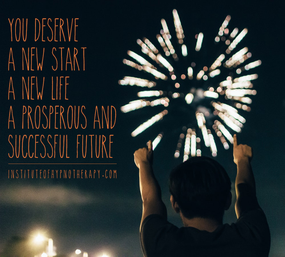 New Year – New Beginnings Hypnosis
