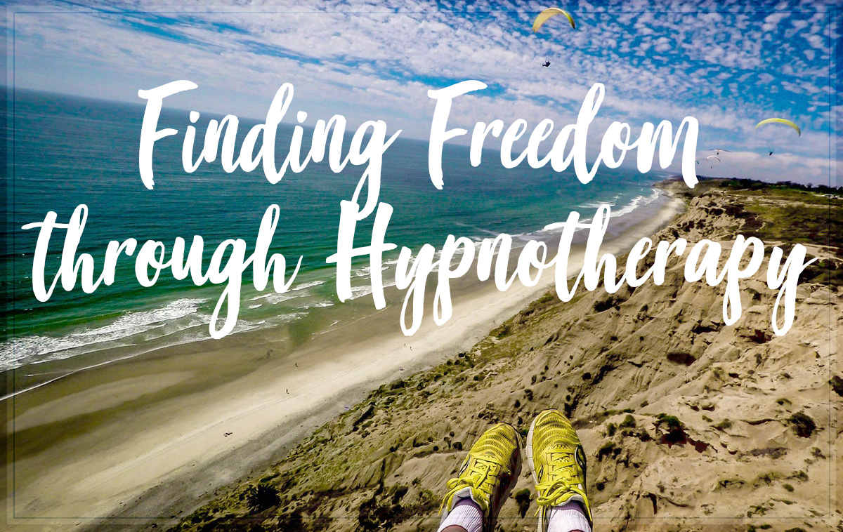 Monday Night Webinar: Finding Freedom through Hypnotherapy