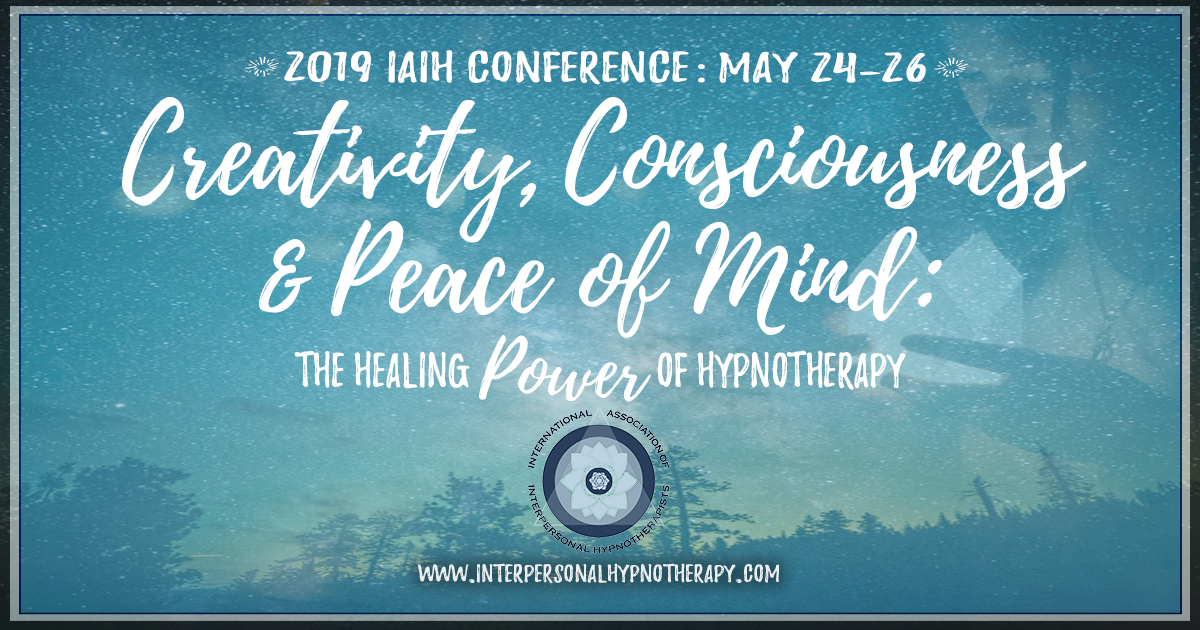IAIH May 2019 Conference – Last Chance