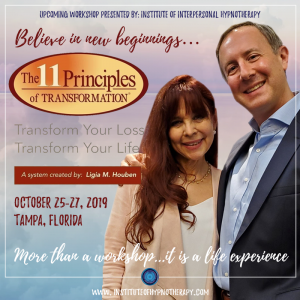Upcoming Workshop: The 11 Principles of Transformation