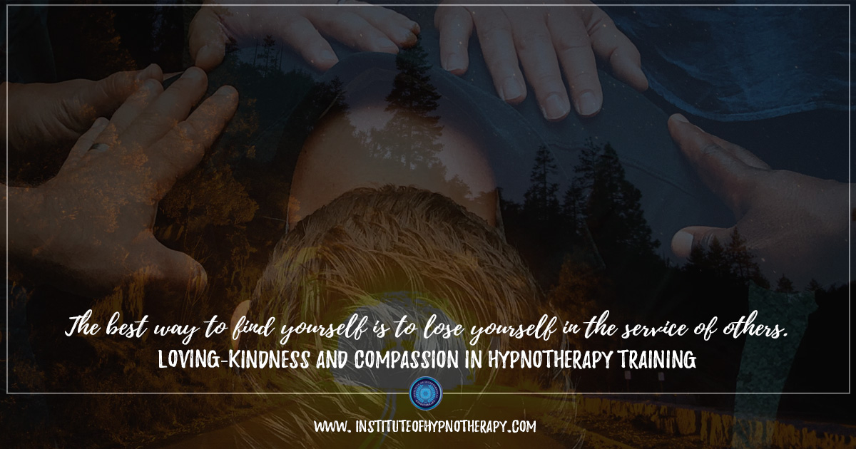 Loving-Kindness and Compassion in Hypnotherapy Training