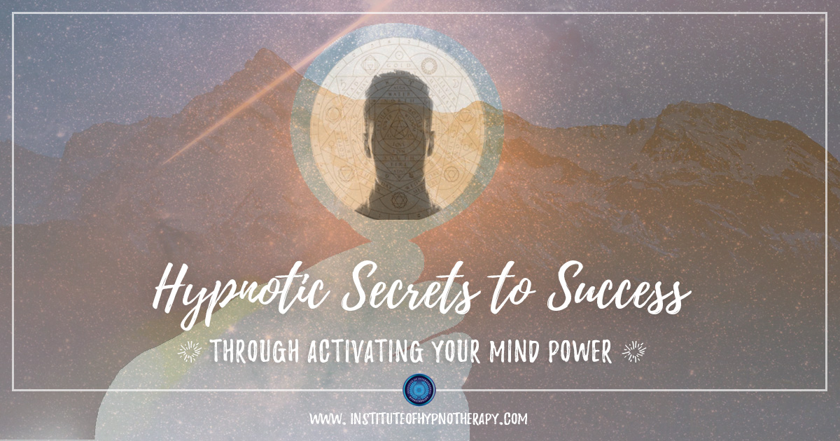 Hypnotic Secrets to Success