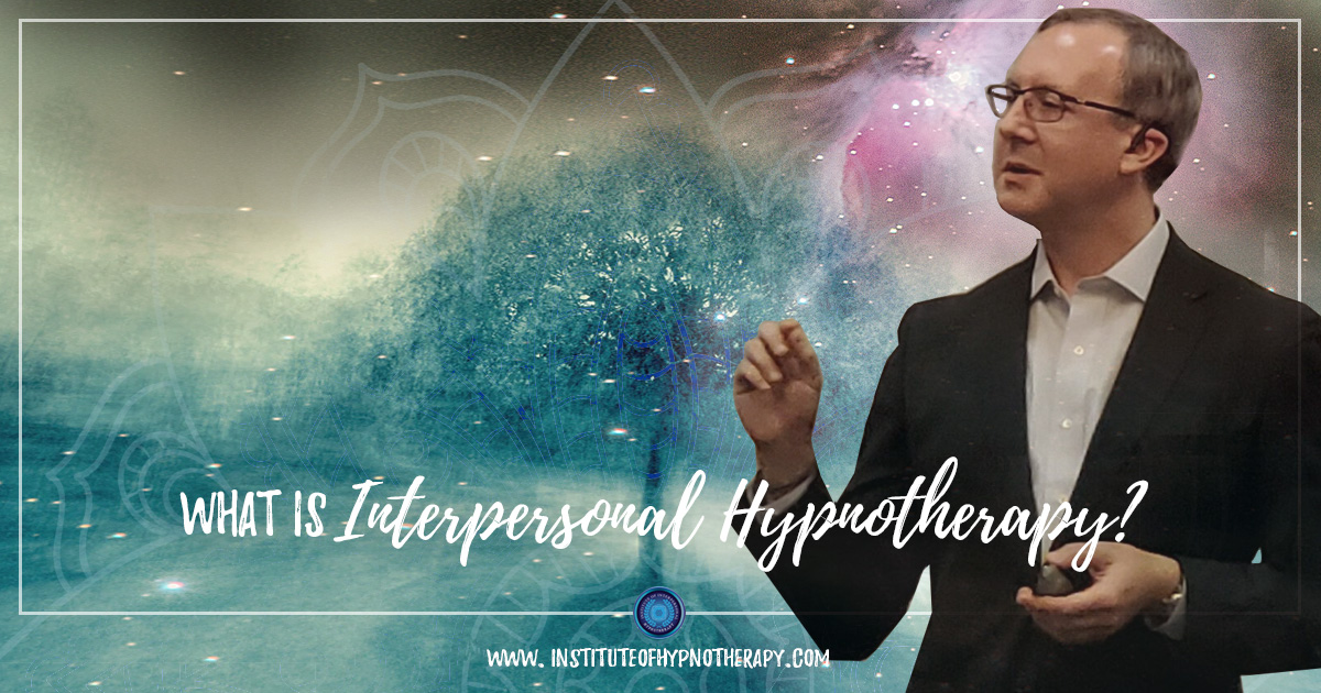 What is Interpersonal Hypnotherapy?