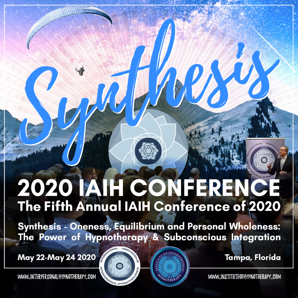 2020 5th Annual IAIH Conference: Synthesis