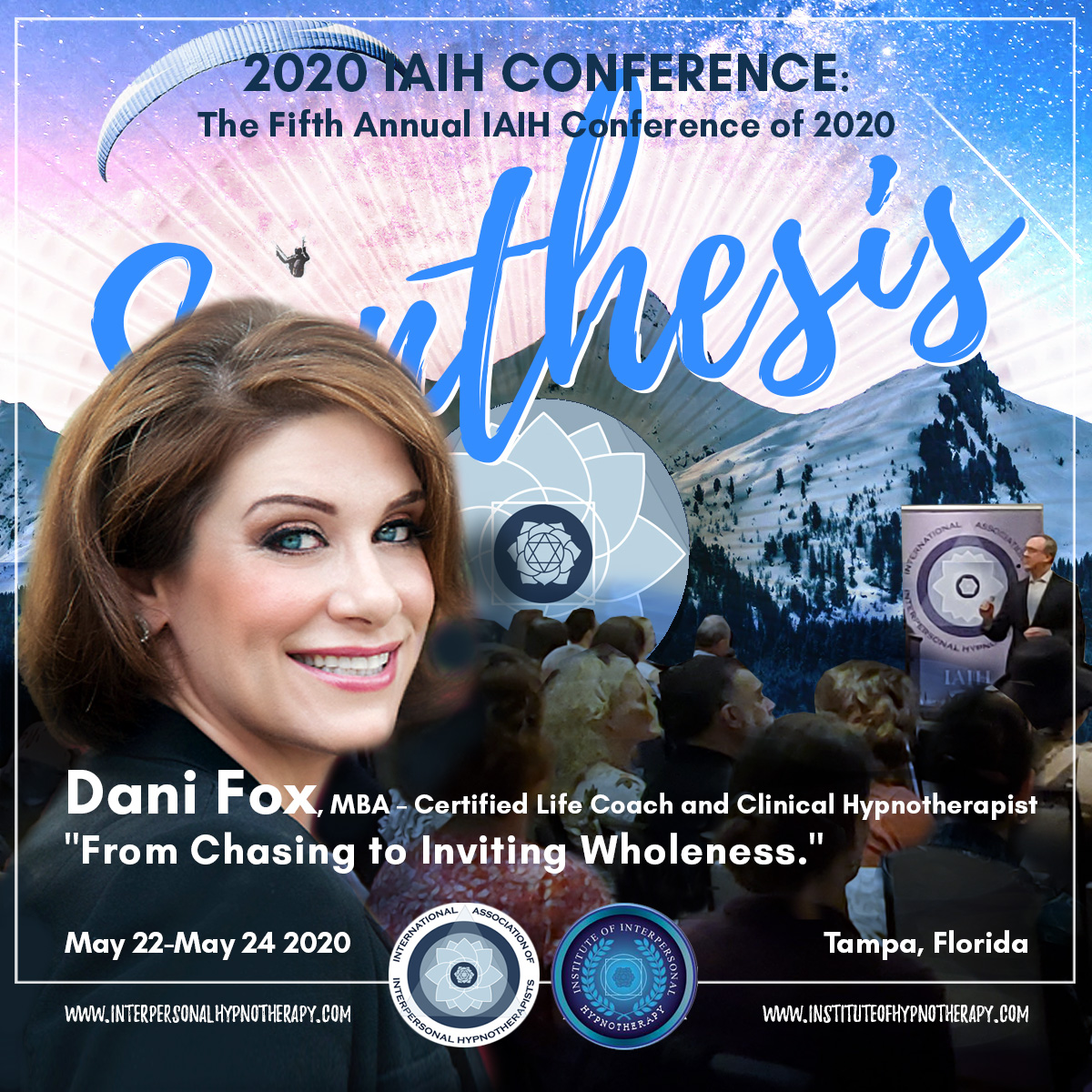 POSTPONED IAIH Conference – Showcasing Dani Fox