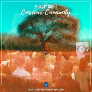 Monday Night Online Learning Conscious Community