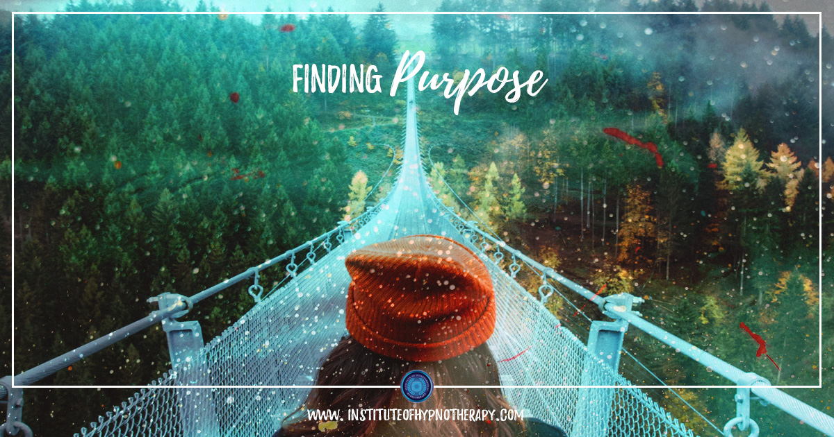 Finding Purpose Through Interpersonal Hypnotherapy