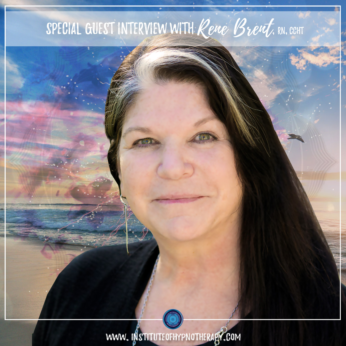 Conscious Community – Special Guest Interview with Rene Brent, RN, CCHT