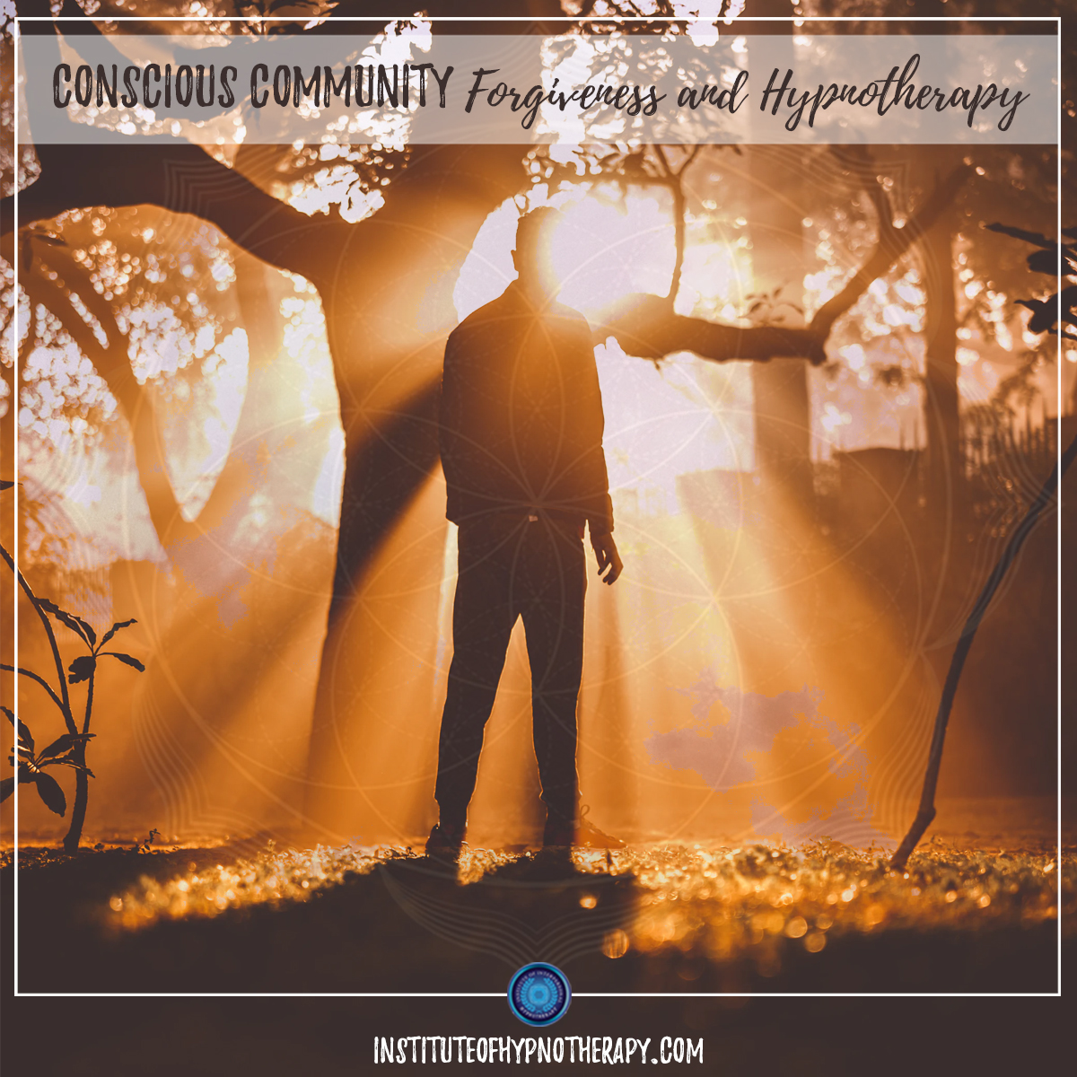 Conscious Community – Forgiveness and Hypnotherapy Training