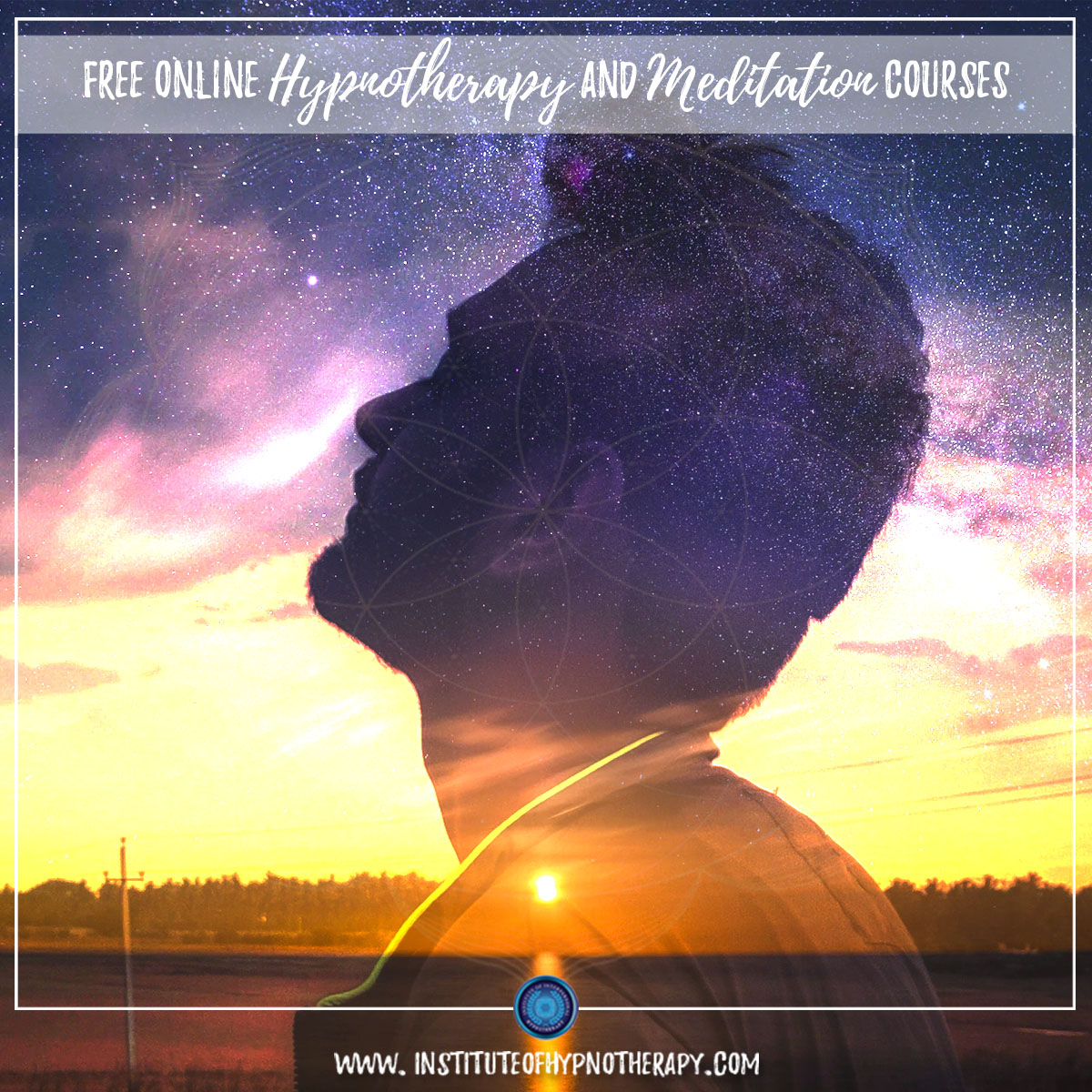 Free Online Hypnotherapy and Meditation Courses