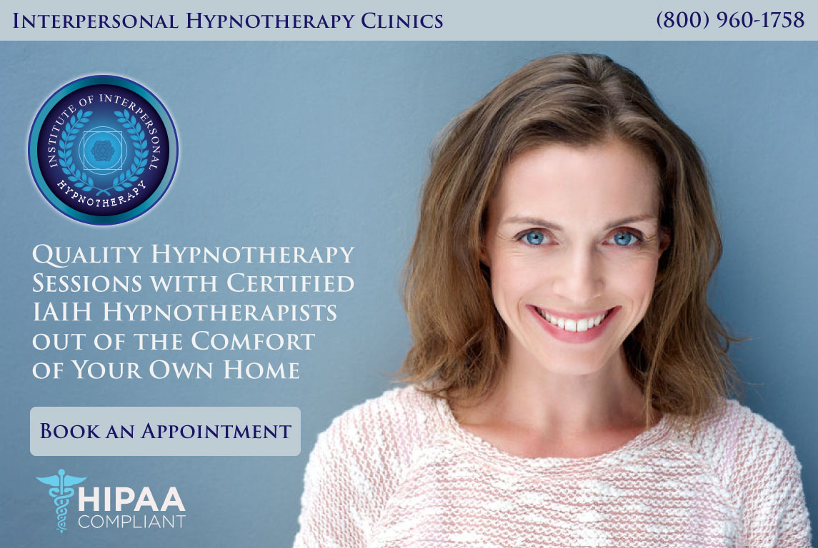 Hypnotherapy – Announcing Interpersonal Hypnotherapy Clinics
