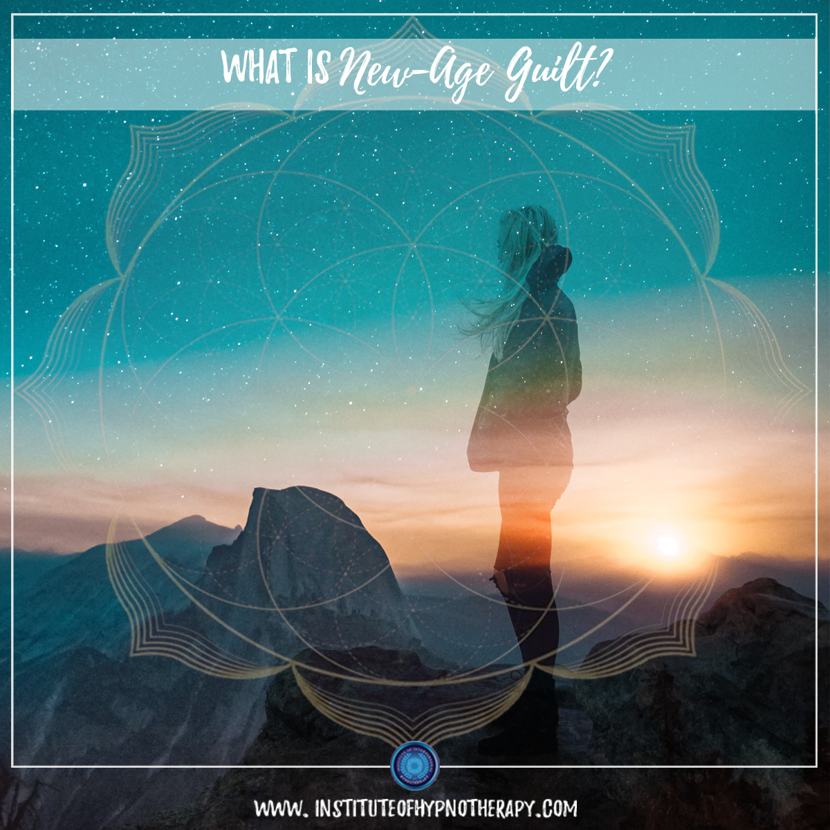 What is New-Age Guilt?