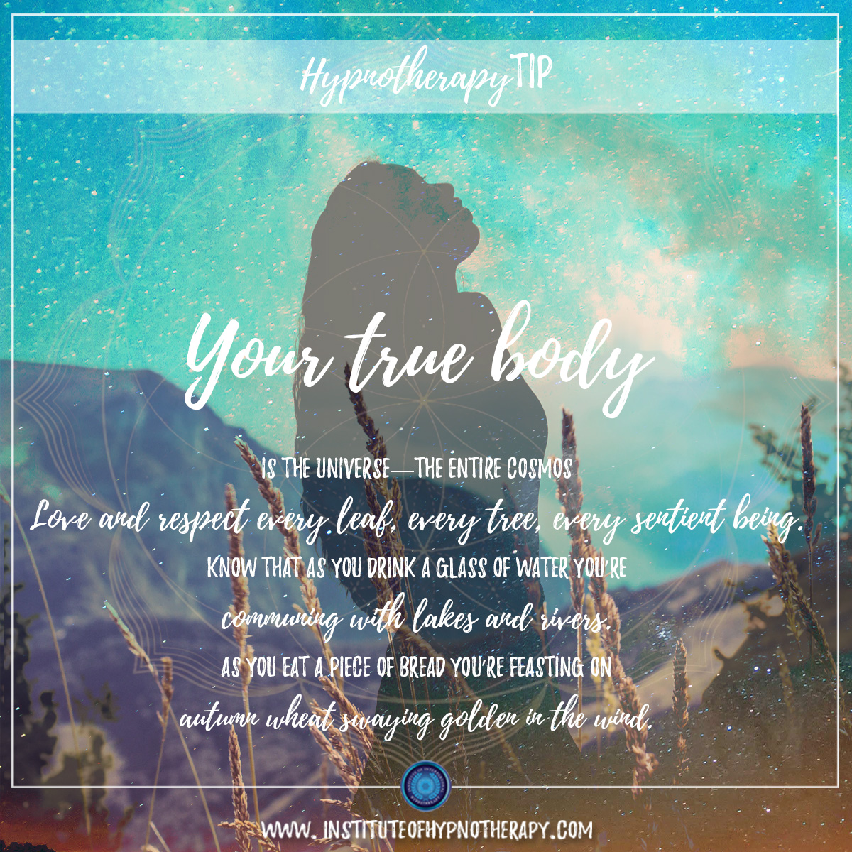 Your True Body