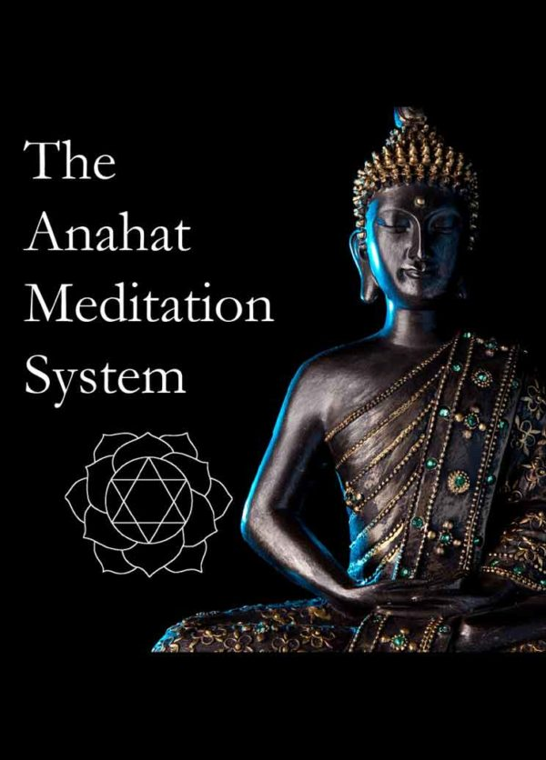 Book Cover - The Anahat Meditation System