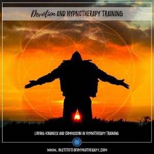 Devotion and Hypnotherapy Training