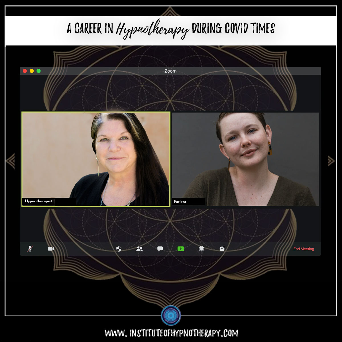 Hypnotherapy – A Career in Hypnotherapy During COVID Times