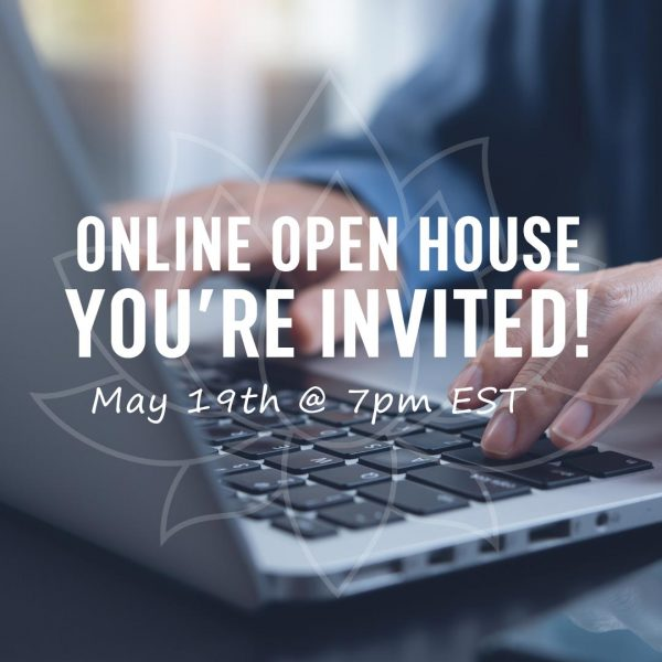 Hypnotherapy School - Online Open House