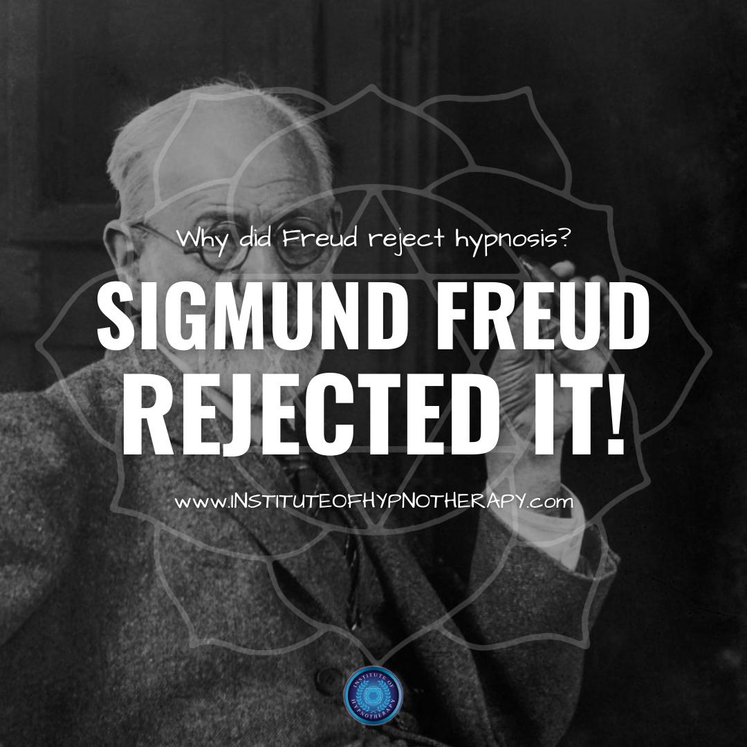 Sigmund Freud and Hypnosis